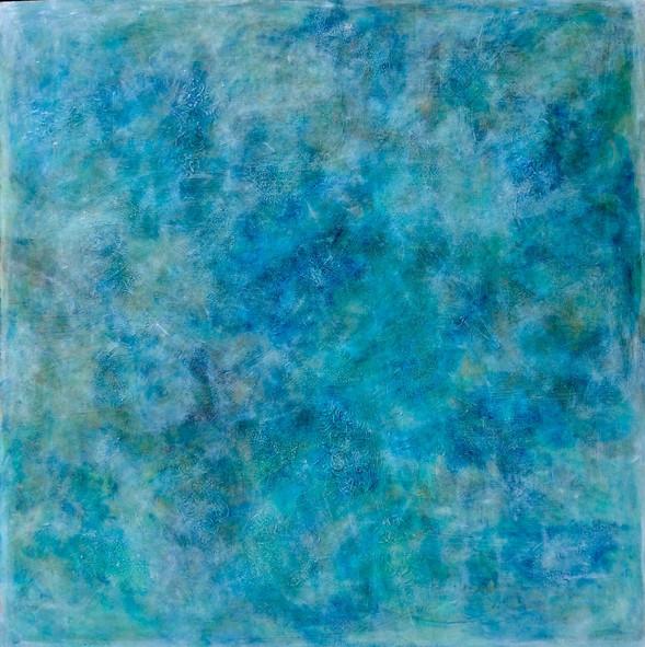Brumes de Bleu