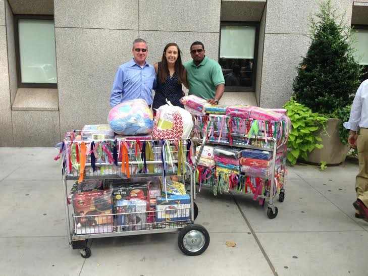2nd Delivery @ Sloan-Kettering (NYC)