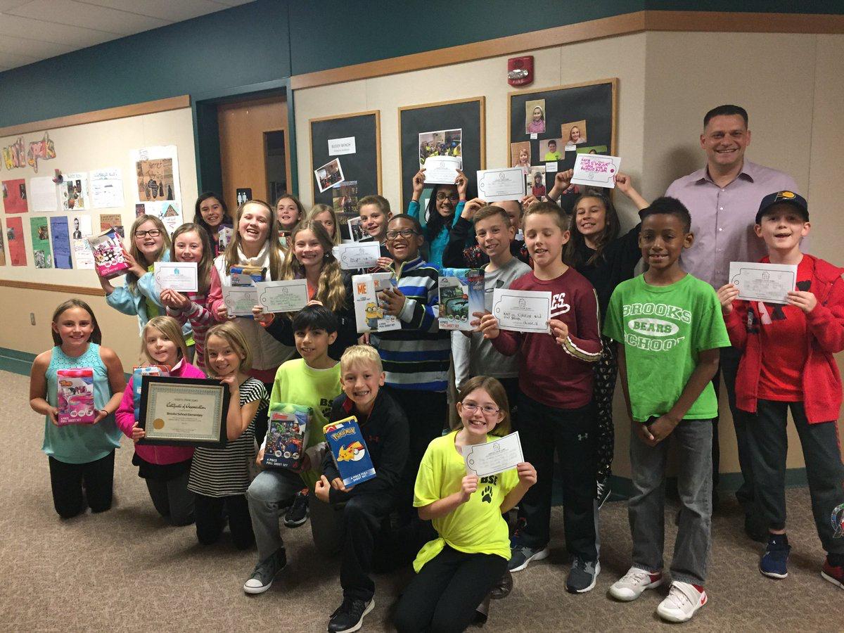 Brooks Elementary Sheets-Raiser