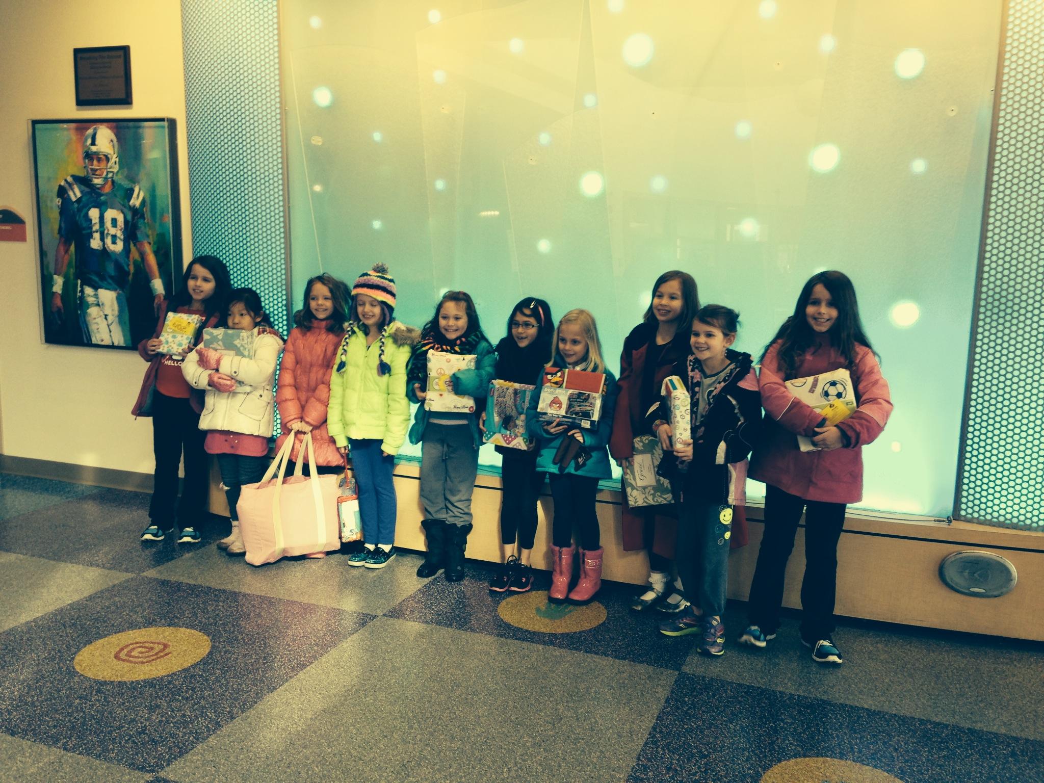 Girls Scouts Troop #1289