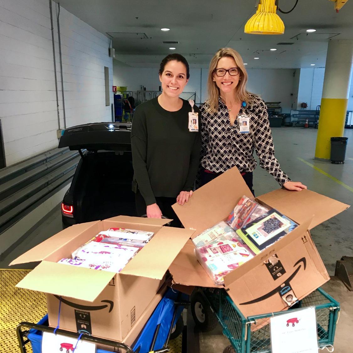 Lurie Children's Hospital Drop Off