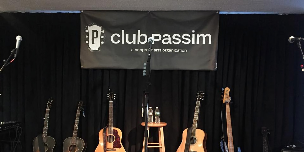 Album Release Show with The Lied To's at Passim!
