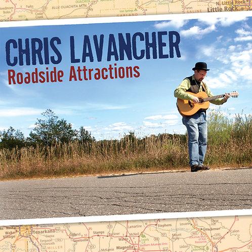 Roadside Attractions - CD