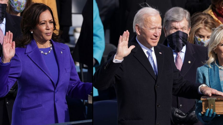 Joe Biden's Inaugural Address