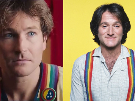 Robin Williams Fans Are Blown Away by Actor Jamie Costa's Impersonation: 'We Need a Biopic'