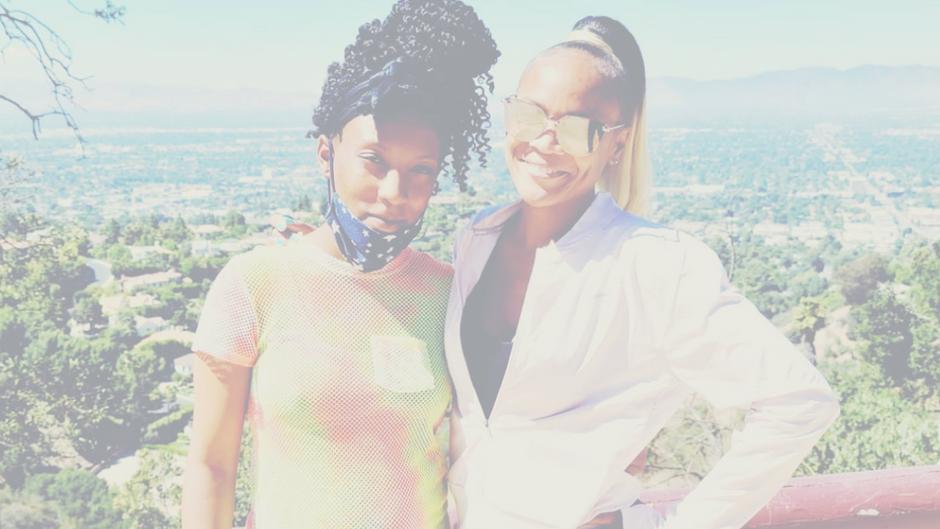 Monique is Officially a G'Mo (TGLA Exclusive)
