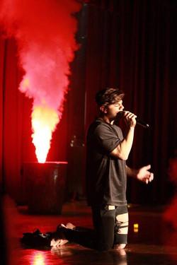---Brandon Singing