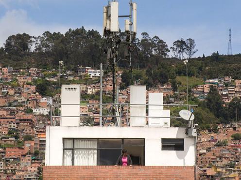 [FOTOPERIODISMO] Villa Nidia, el patio trasero de San Cristóbal