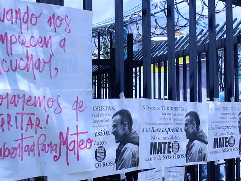 A paso de tortuga: así avanza la recta final del juicio contra Mateo Gutiérrez León