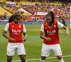 Altuve y Santos la dupla del gol