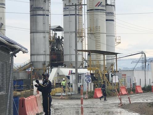Construcción de planta de aguas residuales preocupa a habitantes de Engativá