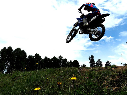 [FOTOPERIODISMO] El motocross se toma La Florida