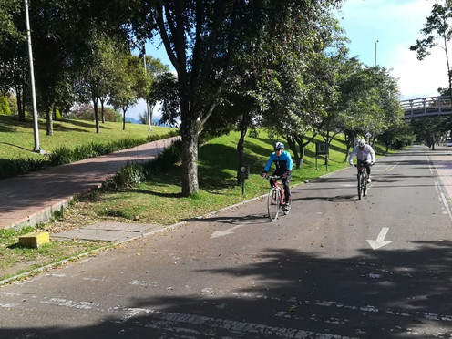 Teusaquillo vive la 'XI Semana de la Bici'