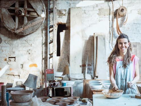 Con las manos en la arcilla: la alfarería de María Cano