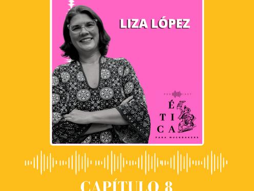 Liza López: ¿cómo se hace periodismo en Venezuela?