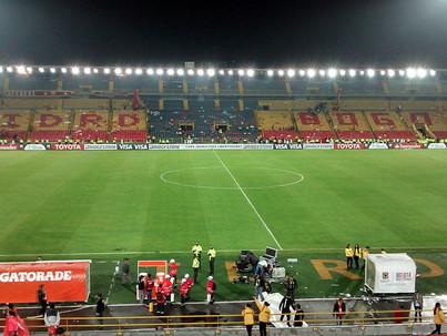 La segunda de los capitalinos: el estadio El Campín