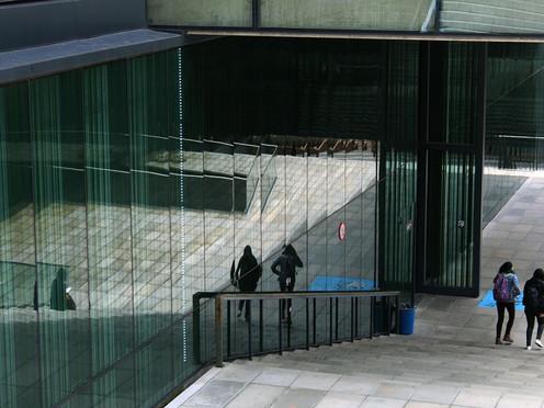[FOTOPERIODISMO] La Javeriana: una universidad geométrica