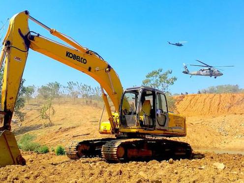 La posible expansión minera en el río Neusa prende las alarmas en Cogua