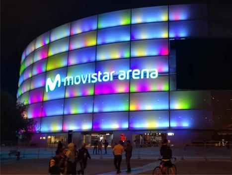 Todo lo que debe saber de la inauguración del Movistar Arena