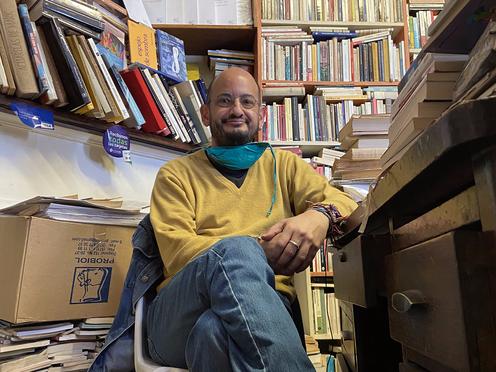 Álvaro Castillo, el algoritmo viviente
