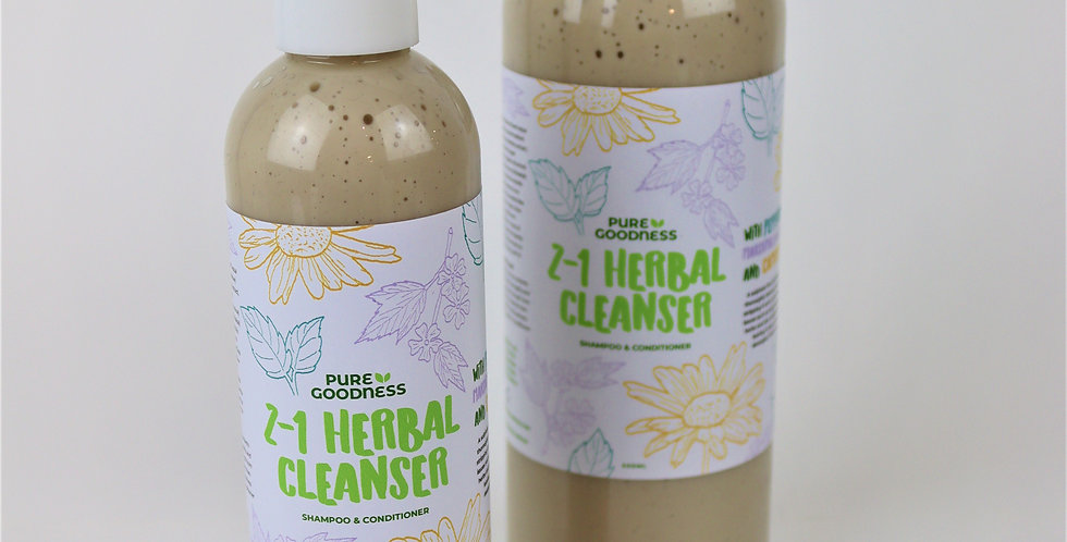 2-1 Herbal Cleanser