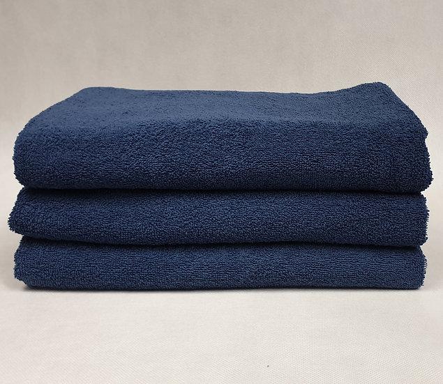 Ręcznik frotte 70x140 - Granatowy