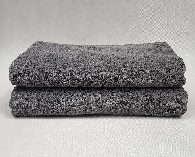 Ręcznik frotte 70x140 - Szary