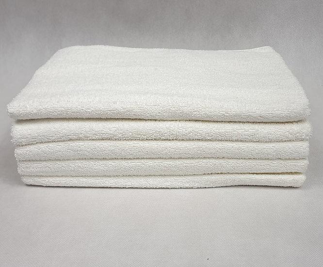 Ręcznik frotte 50x100 - Kremowy
