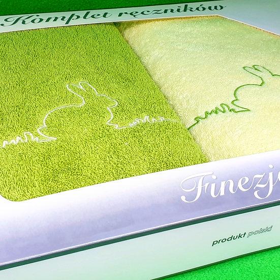 Komplet ręczników Wielkanocny