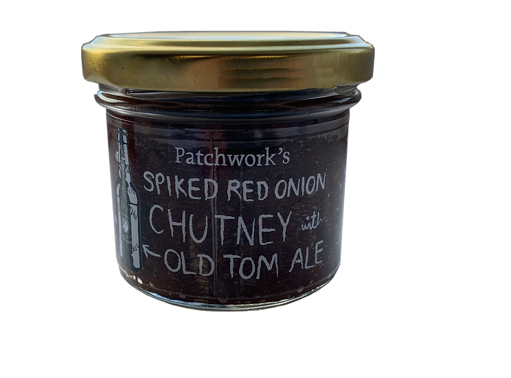 Spiked Red Onion Chutney (110g)