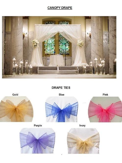 Canopy Drape