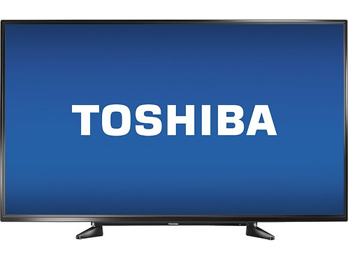 "55"" Toshiba LED TV"