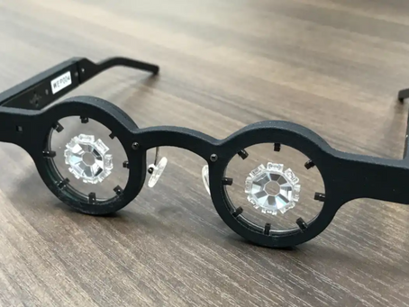 Coming Soon: Myopia-Correcting Glasses