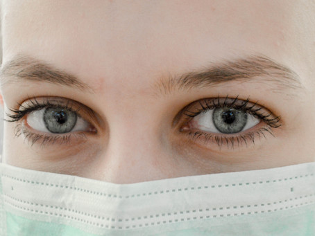 New Finding: The Coronavirus Can Infect The Eyes