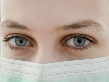 Nova descoberta: o coronavírus pode infectar os olhos
