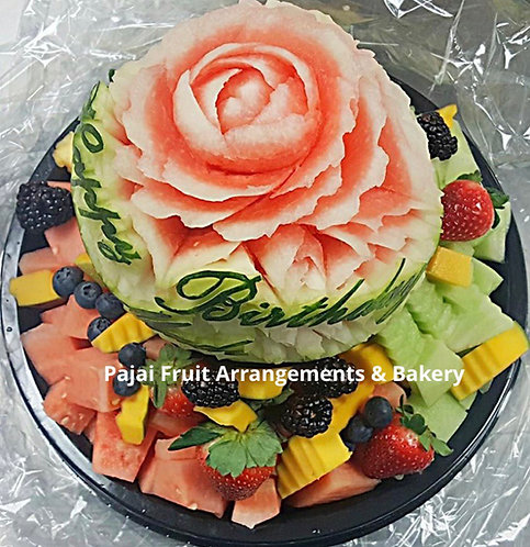Small Party Fruit Platter Set