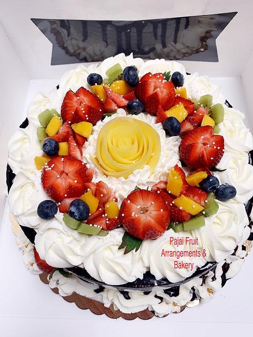 "#167/ 10"" strawberry"
