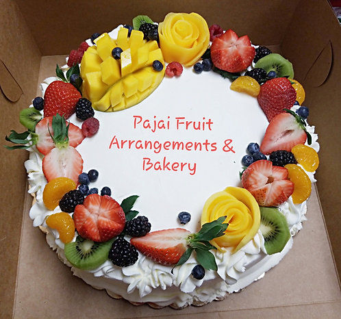 """#155/ 12"""" Mix fruit ( mango/strawberry/kiwi)"""