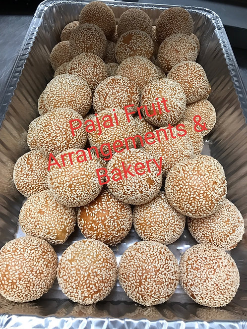 Small party tray-Sesame Ball