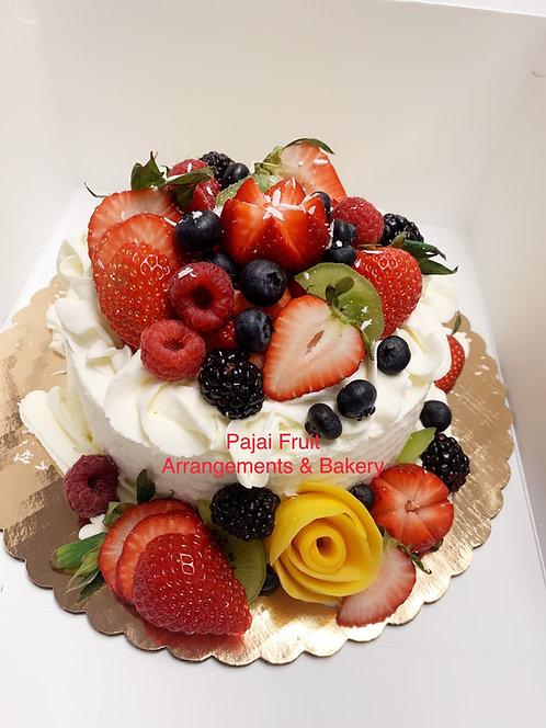 "#168/ 6"" strawberry"