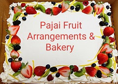 #129/Half sheet mix fruit