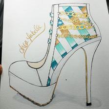 I like high heels make my calves pop.#dr