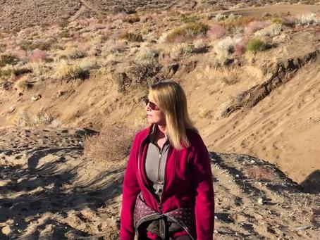 Nevada's open spaces