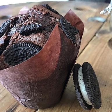 Muffins Gourmands aux Oréos