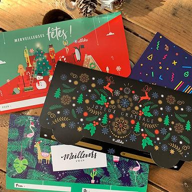 Les pochettes cadeaux Illiko de la FDJ