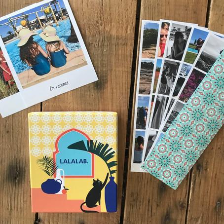 LALALAB : Imprimez vos souvenirs