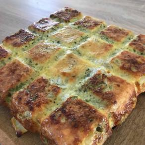 Omelette de Pdt et Brocolis