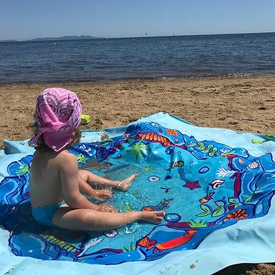 La couverture piscine 2 en 1 Everearth