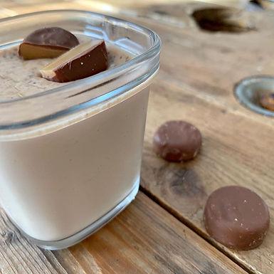 Crème dessert au Mi-cho-ko