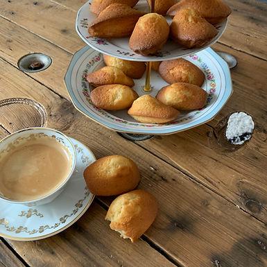 Les madeleines de Chouchou